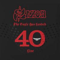 Saxon : The Eagle Has Landed 40 Live CD Box Set 3 discs (2019) ***NEW***