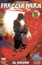Freccia Nera N° 3 - Al Sicuro - Inumani Presenta 6 - Panini Comics - NUOVO #NSF3