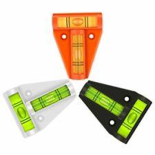 Measuring Instrument Spirit Level T Type Mini Plastic Portable Home Tool 44x58mm