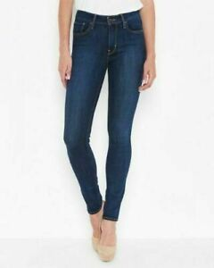 Levi's 721 High Rise Skinny Women's Jeans - Blue Story
