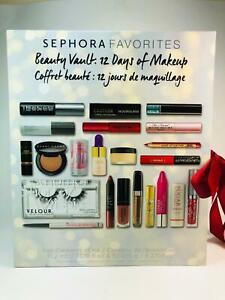 Sephora Le Gusta : Belleza Vault: 12 Días de Maquillaje Nuevo