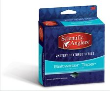 Scientific Anglers Saltwater Taper Fly Line Wf12F ~ Light Blue