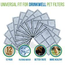 Premium Platium Charcoal Water Filter Replacement for Drinkwell Pet Fountain -