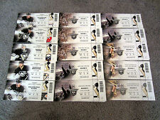 Pittsburgh Penguins vs Buffalo Sabres TICKET STUB 3-29-16 GAME 39 Fleury