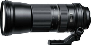 Tamron SP 150-600mm F5-6,3 SP AF DI VC USD G2 für Canon - sehr guter Zustand