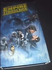 The Empire Strikes Back (VHS, 1990)