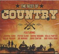 The Best Of Country - Greatest Hits CD NEW/SEALED
