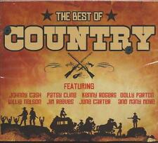 The Best Of Country [Greatest Hits] CD NEW/SEALED