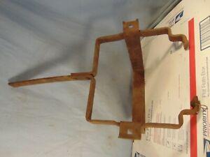 1920's era MODEL T FORD BATTERY BOX TRAY PART ORIGINAL L@@K