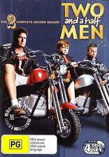 TWO AND A HALF MEN Season 2 : NEW DVD