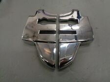 450SL OEM MERCEDES BENZ CONVERTIBLE TOP CHROME LOCK FINGER COVERS