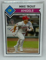 2021 Topps 582 Montgomery Club Set 1 | Mike Trout #20 | Los Angeles Angels