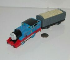 Motorized Trackmaster Thomas & Friends Train Tank Engine - Talking Tom - Works