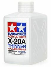 Tamiya Acrylic Thinner Large X-20A 250ml, 81040