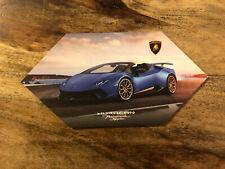 VIP Prospekt brochure Pressemappe presskit Lamborghini Huracan Perfomante Spyder
