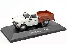 RANQUEL Pick-Up 1989 White - 1/43 - SALVAT