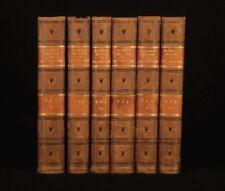 1823 6 Vols HISTORY of his OWN TIME Bishop BURNET