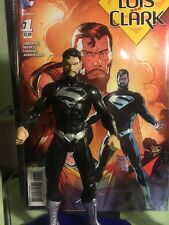 DC UNIVERSE Rebirth Superman Custom Figure.