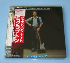 Eric Clapton Just One Night JAPAN MINI LP CD 2 SHM NEW STILL SEALED
