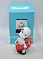 CASPER Coeur Valentin fantome figurine Démons et Merveilles 6x6x9.5 cm