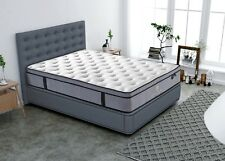Deluxe Lomanlisa Euro Top Pocket Spring Mattress 30 cm