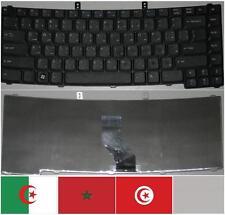 Clavier Qwerty Arabe ACER TM4520 TM4720 4520 4320 4720 5310 5520 NSK-AGK0A Noir