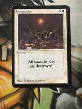 Armageddon - Collectors' International Edition - MTG - English - Magic