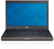 Dell Precision M4800 Core i7 4810MQ, 2.8GHz, 16GB 256GB SSD