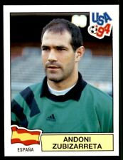 PANINI USA '94 (INT VERSION) ANDONI ZUBIZARRETA SPAIN No. 187