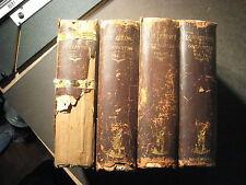 DON QUIXOTE OF LA MANCHA 1902 Limited Edition Cervantes Plates in 3 States