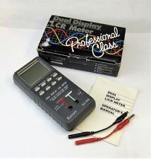 Escort Elc-131D Dual Display Lcr Meter New in Box