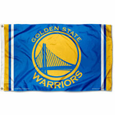 Golden State Warriors Flag Large 3x5