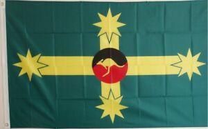 new Australian alternative flag 1500mm x 900mm  flagpole