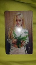 Fx red light krystal official photocard card u.s seller shipped with toploader