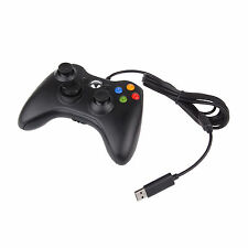 Wired USB Game Controller Gamepad Joypad Resembles XBOX360 For PC Computer USA