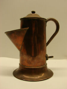 Rare!! 1910's Copper Electric Coffee Maker!!
