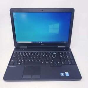 """Dell Latitude E5540 Core i3 4030u 1.9GHz 4GB RAM 500GB HDD 15.6"""" Win10 Pro"""