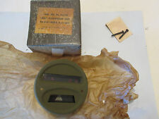 NOS Yankee Blackout Light Tail Marker Lens WWII Willys Ford 6 Volt