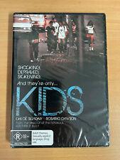 Kids Chloe Sevigny Rosario Dawson - Larry Clark DVD Region 4