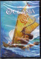 Dvd Disney **OCEANIA** nuovo 2016