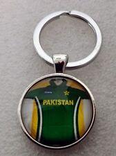 "Pakistan ODI ""Max & Paddy"" Shirt Design Cloisonné Style Keyring @ Only £4.50p !"