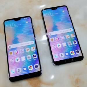 "Blue Huawei P20 Pro CLT-L29 6GB+64GB Dual SIM (FACTORY UNLOCKED) 6.1"" Smartphone"
