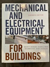 Mechanical and Electrical Equipment for Buildings by Benjamin Stein, John S....