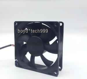 DA08025B12UH 4pin 1 pcs cooling fan for YM  DC12V 0.50A 80*80*25MM cool fan