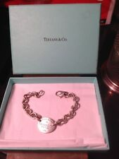 Authentic Tiffany & Co. New York Sterling Silver (925) Please Return to Tiffany