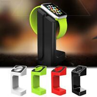Charger Stand Holder Dock Charging Docking Bracket For Apple Watch iWatch