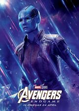 Avengers Endspiel Filmposter - 11 X 17 - Nebula Poster (B) Karen Gillan
