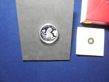2010 Canada, Year of the Tiger, $15 Proof Silver Coin with box and cert (cn12)