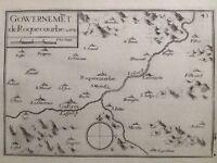 Castres Roquecourbe en 1638 Saix Burlats Lacrouzette Montredon Vabre