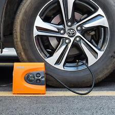 Digital Tire Inflator-Portable Tire Air Compressor Pump For Car W/Pressure Gauge